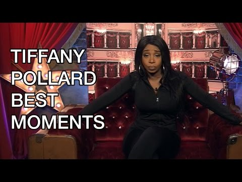 Tiffany Pollard BEST Moments on Celebrity Big Brother UK 2016: