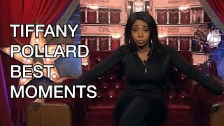 Tiffany Pollard BEST Moments on Celebrity Big Brother UK 2016:  'New York' Gemma Fights & More