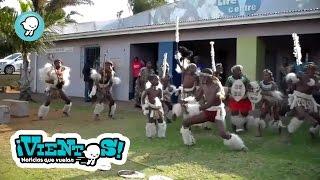 Entérate: ¡Danzas Africanas!