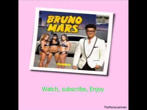 Bruno Mars Treasure with lyrics and mp3 download