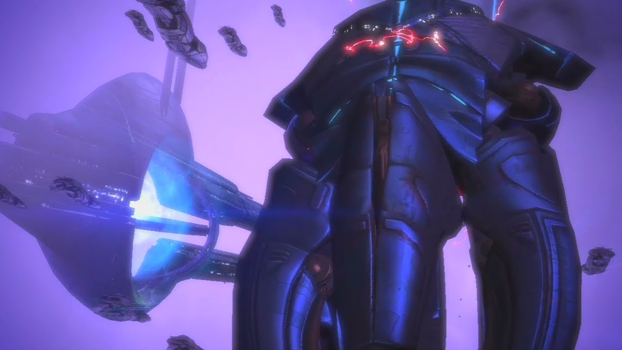 Download Mass Effect: Sovereign All Scenes Complete(ME1)