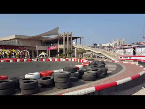 Sports Car Race -Kuwait