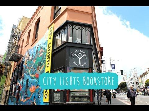 City Lights Bookstore San Francisco