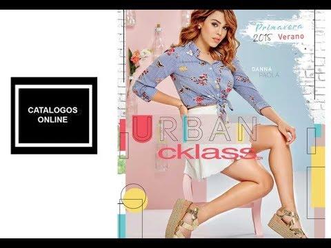 4f0f1e65 catalogo cklass urban 2018 Primavera verano 2018 - YouTube