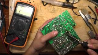 видео Методика самостоятельной разборки блока питания от ноутбука Asus