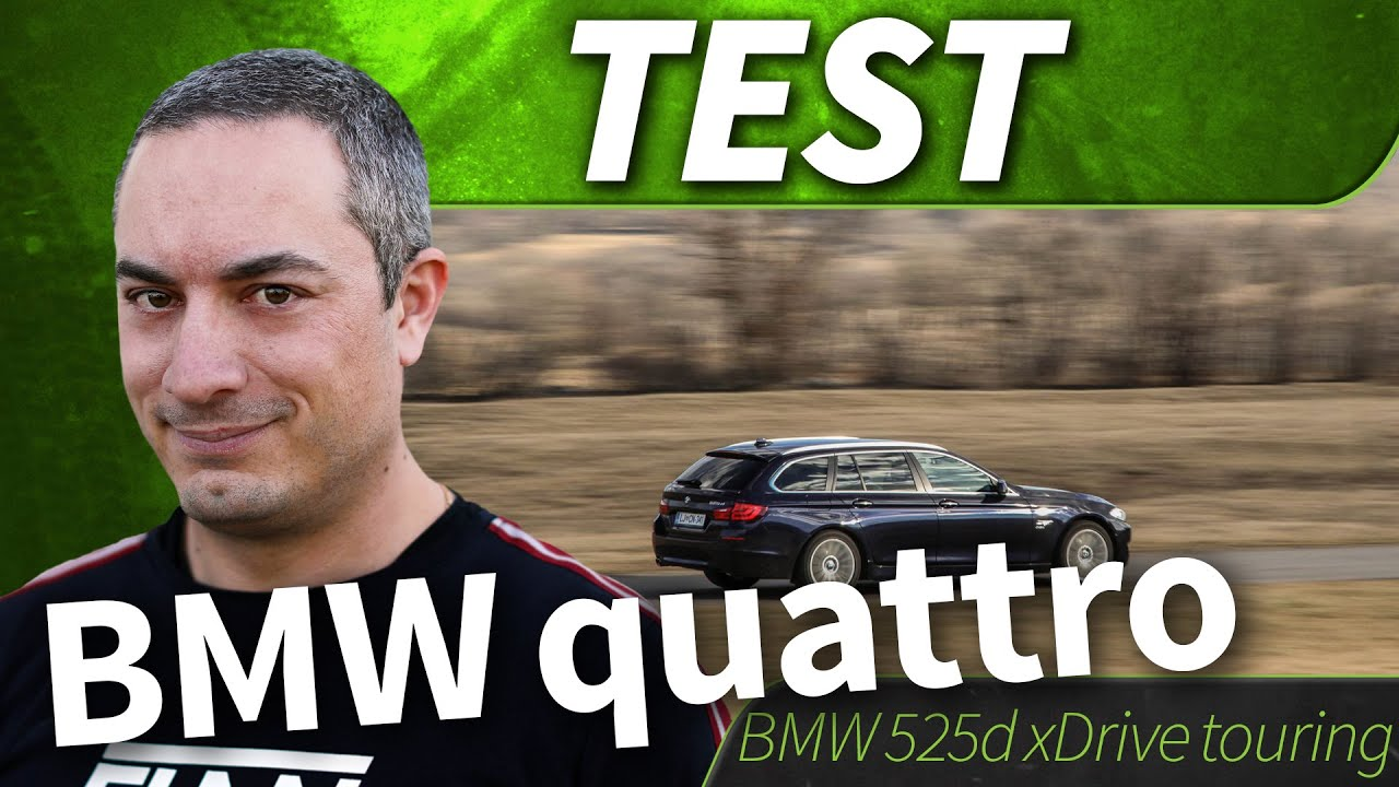2012 bmw 525d touring xdrive test youtube. Black Bedroom Furniture Sets. Home Design Ideas
