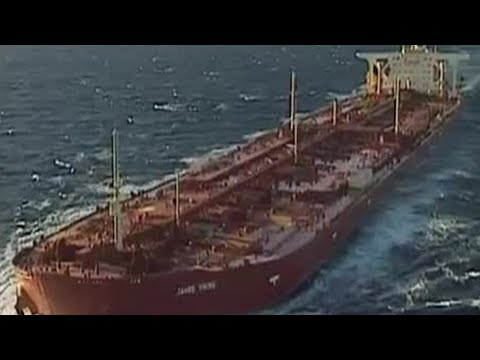 BBC: Jahre Viking Ship, Largest Man Made Moving Machine! - Jeremy Clarkson's Extreme Machines