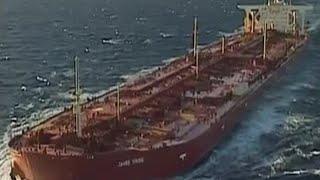BBC: Jahre Viking Ship, Largest Man Made Moving Machine! | Jeremy Clarkson's Extreme Machines