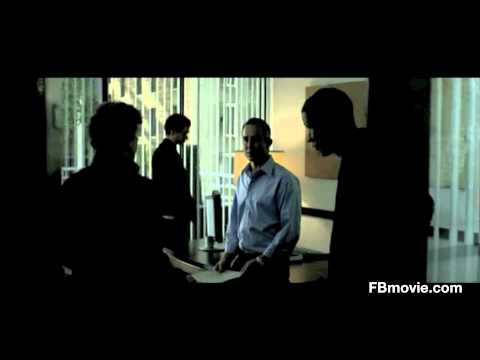 Facebook 500K Investment Scene - The Social Network - Sean Parker Peter Theil