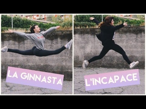 LA GINNASTA E L'INCAPACE #3 | Double C Blog