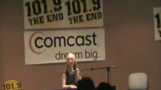 "Tori Amos ""500 Miles"" (acoustic)"