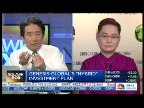 Genesis Global interviewed by CNBC