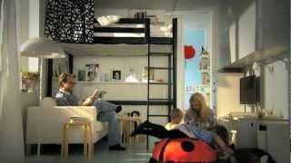 IKEA für kleine Räume: clevere Ideen für mehr Platz