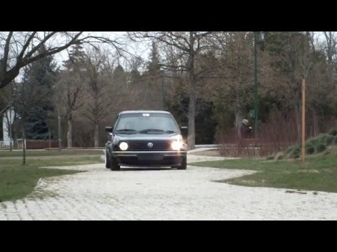 VW Golf Mk2 Memphis