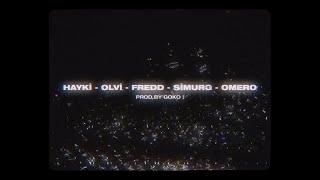 Смотреть клип Hayki X Olvi X Fredd X Simurg X Omero - Uf