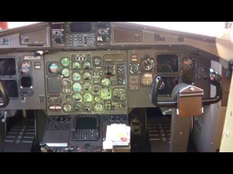 ATR 42-500 Pacific Sun cockpit