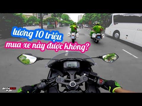 LƯƠNG 10 TRIỆU MUA XE 100 TRIỆU | Ride Diary 67 | Vietnam motovlog