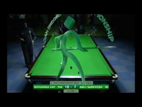 Asian Snooker 6-Red Championship DOHA - 2013 - FINAL Match