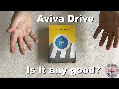 Dash Cam App Review - Aviva Drive - *plus cradle giveaway*