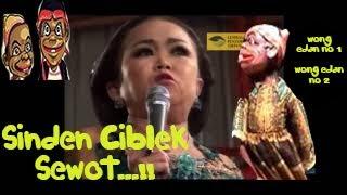 Sinden CIBLEK VS Dalang ENTUS di jamin ngakak !!!
