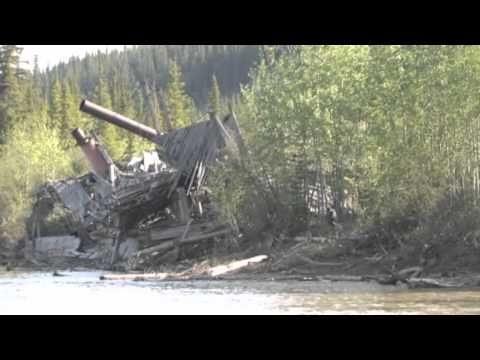 History of Yukon River Dawson City Yukon