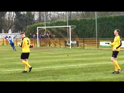 MTFC v BFC Goal 2 Ben O'Brien