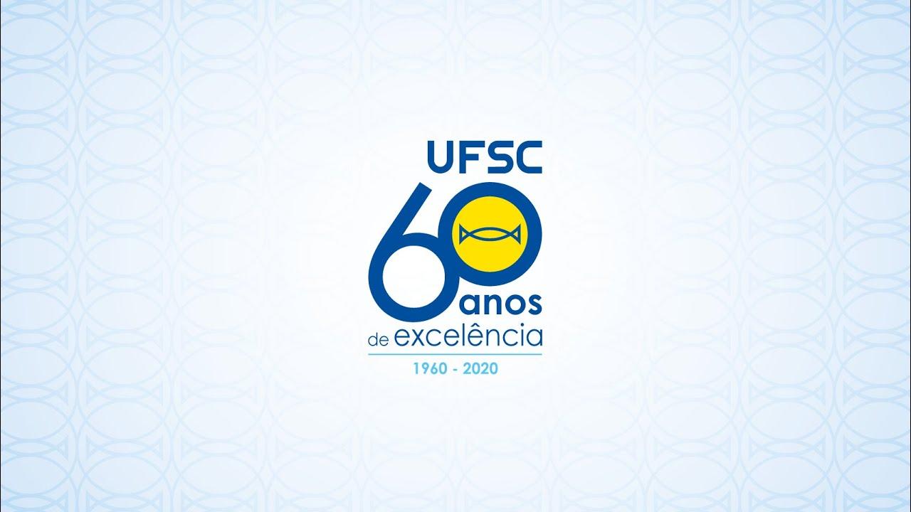 Resultado de imagem para ufsc 60 anos de excelencia