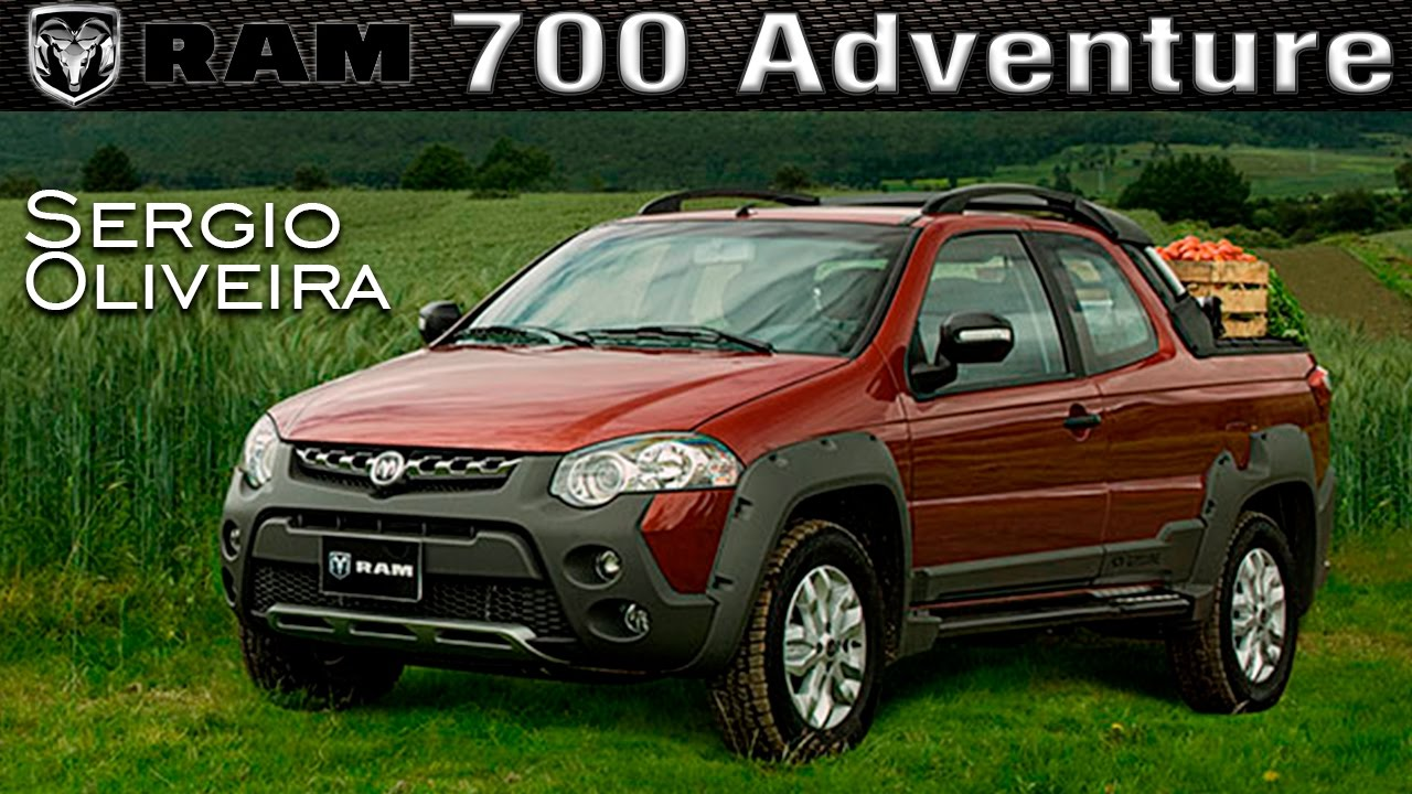 Ram 700 Adventure La Mas Recomendable En Su Clase Youtube
