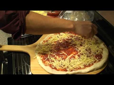 Making New YorkStyle Pizza At Home