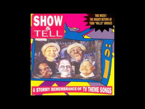 V/A Show & Tell, A Stormy Remembrance Of T.V. Theme Songs ( Full Album )( Punk Covering T.V. )
