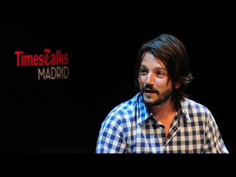 Diego Luna | Interview | TimesTalks Madrid