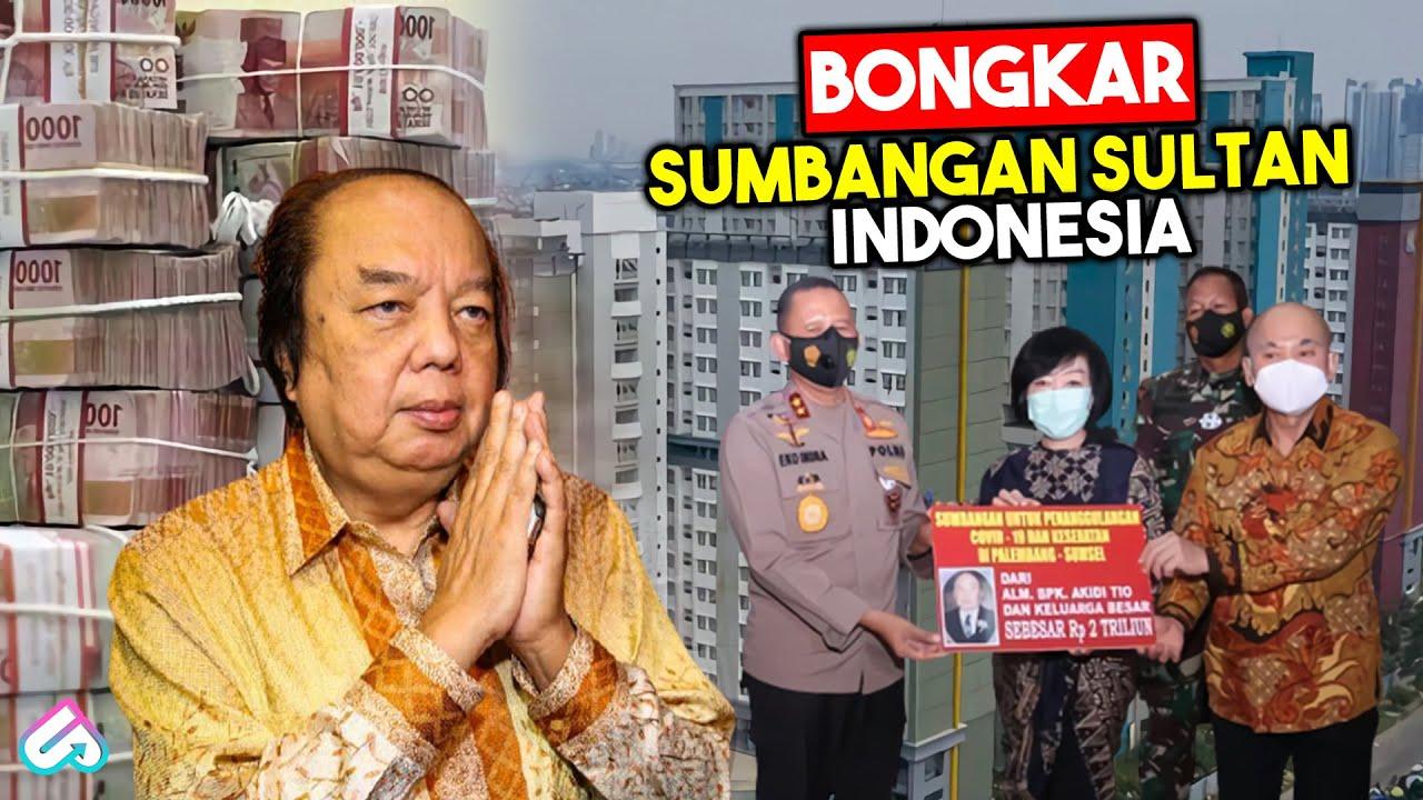 SATU INDONESIA KENA PRANK! Inilah 10 Orang Kaya Indonesia yang Berlomba-Lomba Sumbangkan Harta