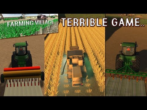 Farming Village - A Game Stuck In Time... Gameplay PC STEAM HD