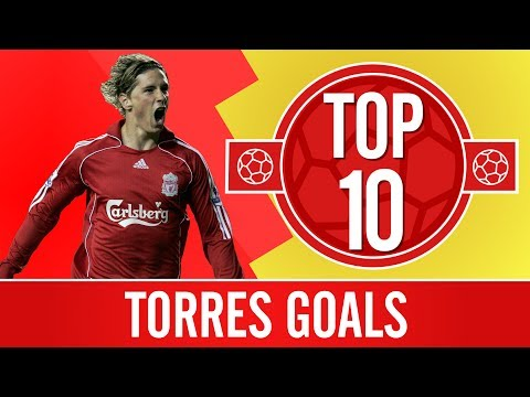 Top 10: Fernando Torres goals | El Nino's best Premier League strikes for Liverpool