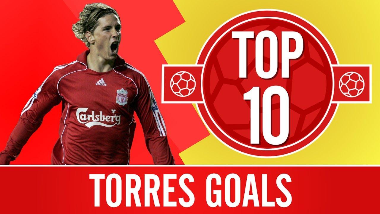 Download Top 10: Fernando Torres goals | El Nino's best Premier League strikes for Liverpool