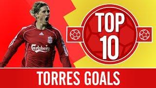 Top 10: Fernando Torres goals | El Nino's best Premier League strikes for Liverpool