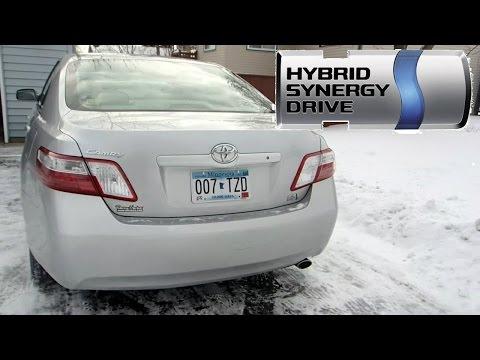 Toyota camry hybrid, ремонт, регистрация в США