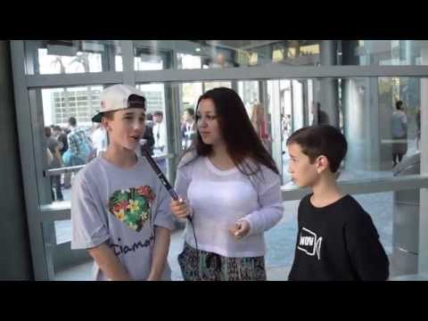 Hunter and Brandon Rowland Interview - Vidcon 2015