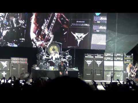 Ozzy Osbourne & Friends ~ Mama I'm Coming Home ~ Rockwave 2012, Live in Athens,Greece (HD,1080p)