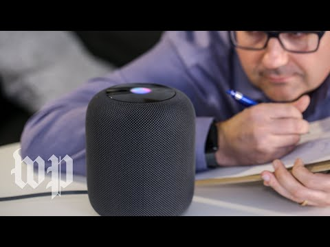 Apple's Siri isn't very smart in the HomePod