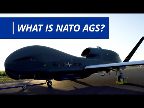 AGS: NATO's remotely piloted surveillance system explained [Alliance Ground Surveillance]