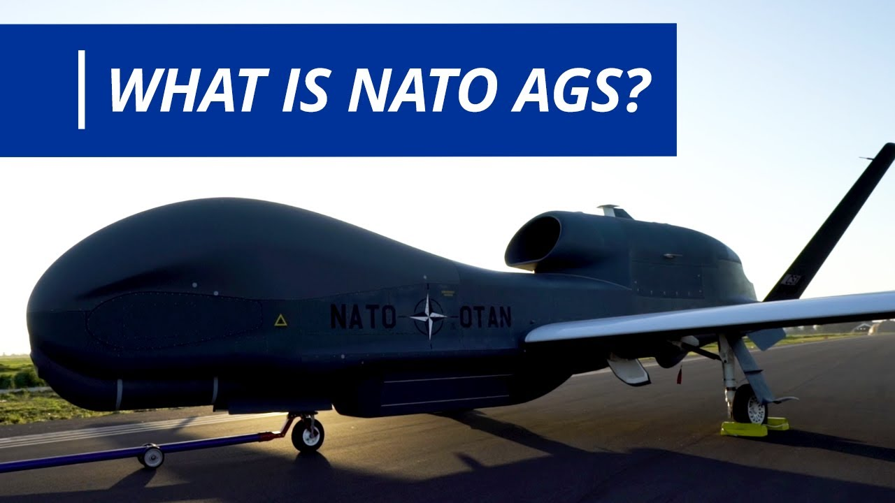 AGS – NATO's Remotely Piloted Surveillance System Explained
