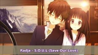 [Nightcore] Radja - S.O.U.L (Save Our Love) Mp3