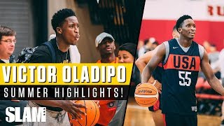 Victor Oladipo WENT CRAZY this Summer! Full Highlights! 🔥 | SLAM Highlights