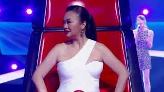 The Voice Thailand - Blind Auditions - 12 Oct 2014 - Part 3
