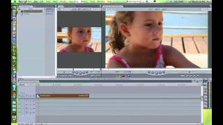 Final Cut Pro/Express Tutorial: How to Speed Up/Slow Down/Reverse Video footage