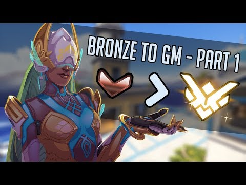 BRONZE TO GM SYM ONLY pt. 1