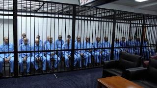 Libya Gaddafi regime trial fell short of international standards