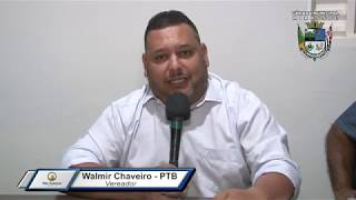 7ª S. Ordinária - Walmir Chaveiro