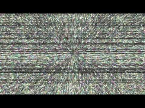 TV Static Turn Off Effect
